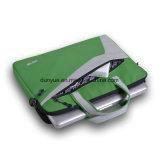 Einfacher Entwurfs-wasserdichter Nylonlaptop-Handbeutel, kundenspezifischer praktischer Laptop-Kurier-Beutel