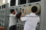 Sistema industrial Elevado-Effeciency do coletor de poeira para Griding/estaca do laser estaca do plasma