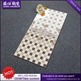 Плитка стены Foshan водоустойчивая керамическая застекленная для стены