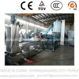3-в-Одн пластичной машине неныжный рециркулировать для неныжной пленки LDPE