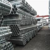 ASTM A106 A53 Gr. Bのスケジュール40は温室のための鋼管に電流を通した