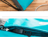 Sacos de nylon da trouxa da ginástica do Drawstring para os homens e as meninas (73)