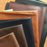 Отсутствие кожи PU DMF Waterbone синтетической для софы Hx-Wb1701 мешков ботинок