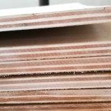 classe natural Nc da madeira compensada Cp/C da decoração da madeira compensada do vidoeiro de 9*1220*2440mm