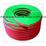 tubo flessibile ad alta pressione del gemello della saldatura di 8mm Red&Blue (W.P.: 300P. S.I.)