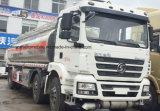 30000 litros Shacman 3 eixos 30 da liga de alumínio toneladas de caminhão de petroleiro