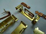 Metallo del lamierino magnetico del bottaio che timbra parte per lo zoccolo