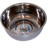 China Factory Wholesale Stainless Steel Mixing Bowl