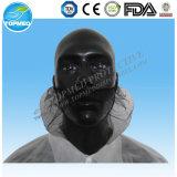 Coperchio non tessuto della barba per uso di industria, trasformazione dei prodotti alimentari