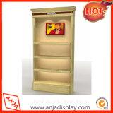 Cabina de visualización de madera de la ropa para el departamento