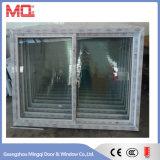 Окно PVC сползая с экраном мухы