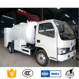 5500 Liter LPG-Gas-Becken-LKW-mit Zufuhr/Refuling LPG Becken-LKW