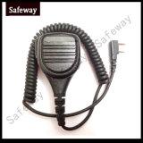 Haut-parleur éloigné imperméable à l'eau MIC pour Kenwood Tk-3170, Tk-3200