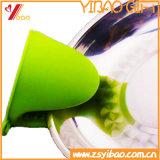 Guantes de silicona de aislamiento de alta temperatura (YB-HR-117)