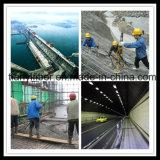 Fibra de la fibra PVA del alcohol de polivinilo con ISO, certificación Uesd del SGS para el material de construcción