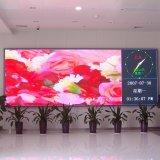 InnenP7.62 LED Videodarstellung-örtlich festgelegter Installations-Bildschirm