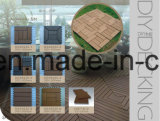 Revestimento de madeira do plástico DIY