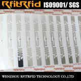 タバコのためのUHF防水耐熱性RFIDのステッカー