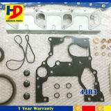 Jogo da gaxeta da revisão de motor Diesel de Isuzu 4jb1 para o veículo da engenharia