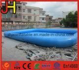 Piscine gonflable populaire pour le parc aquatique en été