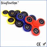 Abhd 자폐증 (XH-HS-001)를 위한 다중 색깔 삼각형 자이로컴퍼스 핑거 방적공