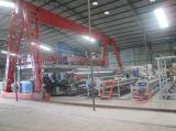 Geomembrane van uitstekende kwaliteit die, van HDPE, Oppervlakte wordt gemaakt is Geweven