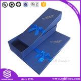 Caixa de empacotamento da flor do cartão do presente feito sob encomenda luxuoso por atacado