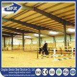 Arene dell'interno d'acciaio che costruiscono, costruzioni equestri/equine di guida di basso costo dei granai di cavallo, della struttura
