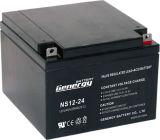 bateria acidificada ao chumbo de 12V 24ah