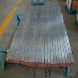 Ânodo de cobre folheado Titanium para a corrente de fornecimento na indústria de revestimento de /Metal da recuperação das plantas/metal da electrólise