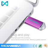 Mini movimentação colorida da pena da memória Flash do armazenamento do USB 2.0