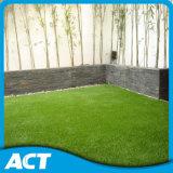 Césped residencial L35-B de la hierba del jardín que ajardina artificial barato