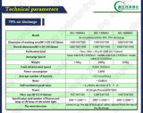Edelstahl-biologischer Sicherheits-Schrank der Kategorien-II (BSC-1300IIA2)