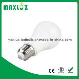 Luz de bulbo plástica del aluminio LED de A60 A19 5W 7W 10W 12W