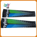 Manicotti Anti-UV del braccio del club di golf di stampa per la promozione (HY-AF98)