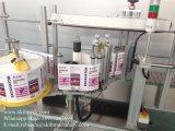 Automatische Sticker om de Machine van de Etikettering van de Emmer