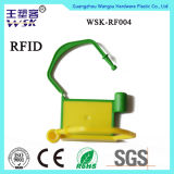 広州Manufaturerのプラスティック容器使用されたRFIDの一度限りのシール