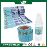 Water Bottle Wraping를 위한 열 Shrink Sleeve Label