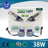 工場車のための熱い販売の新製品2017 45W 4500lm LEDのヘッドライト