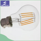 Luz de bulbo clara de interior de la vela del vidrio LED con Ra80 E27