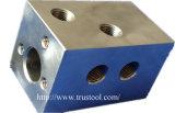 CNC подвергая механической обработке/подвергать механической обработке CNC алюминия