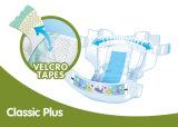 O clássico mais tecidos do bebê, pano gosta de tecidos descartáveis espertos do bebê