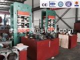 Type de bâti de 160 tonnes pneu solide corrigeant la presse