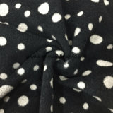 Шток больших и Samll округлости жаккарда шерстей ткани