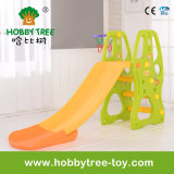 2017 скольжений крытой спортивной площадки малышей пластичных длинних безопасных Toys (HBS17026D)