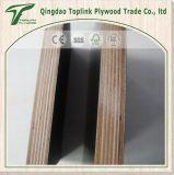 Reciclaje de madera de álamo Cara Contrachapado impermeable para nosotros Mercado / Construcción