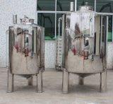 Ss 304 316 serbatoi ed attrezzature dell'acqua