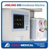 Macchina di anestesia di ICU con la macchina di anestesia dei 8.4 di pollice 2 flussometri dei vaporizzatori 5 per Hunan