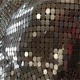 Tipo moderno panno metallico di alluminio del tessuto del lustrino