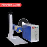 Портативная машина маркировки гравировки лазера волокна для металла и неметалла